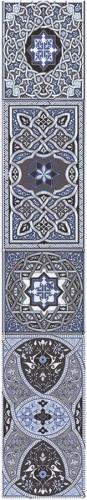 Aladdin Pattern BL