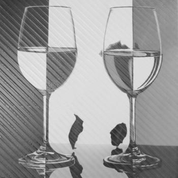 Spain Wine 2 Glass