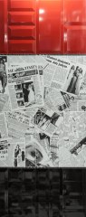 Newsprint Grey
