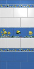 Monocolor Fish 1